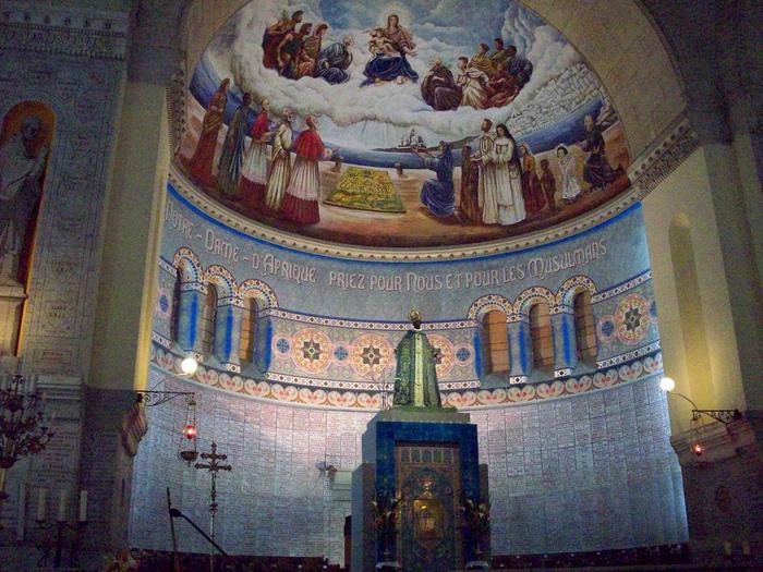 Собор Африканской Богоматери-Basilique Notre-Dame d'Afrique 56679