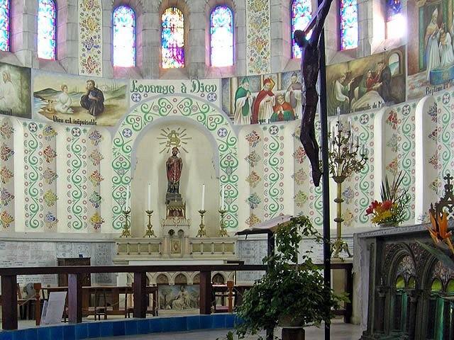 Собор Африканской Богоматери-Basilique Notre-Dame d'Afrique 42069