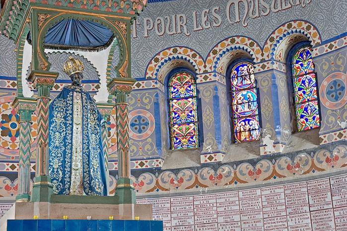 Собор Африканской Богоматери-Basilique Notre-Dame d'Afrique 41938