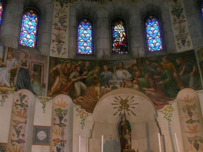 Собор Африканской Богоматери-Basilique Notre-Dame d'Afrique 85028
