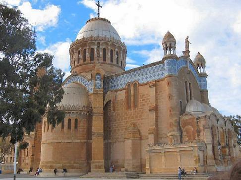 Собор Африканской Богоматери-Basilique Notre-Dame d'Afrique 62772