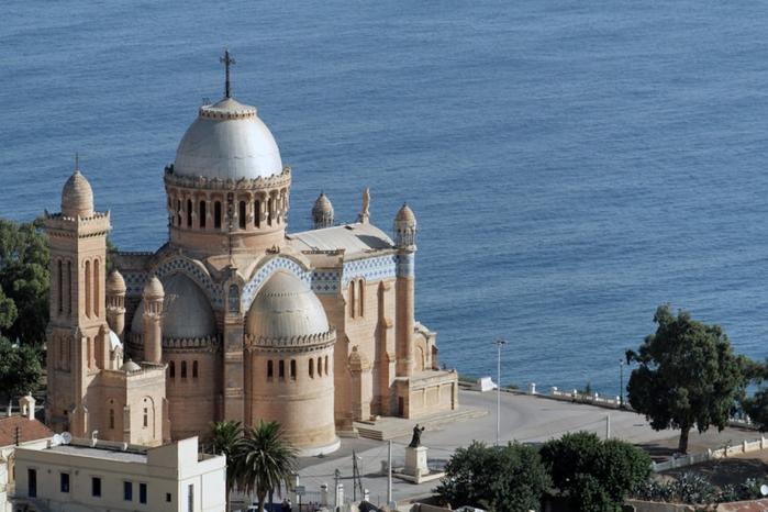 Собор Африканской Богоматери-Basilique Notre-Dame d'Afrique 54037