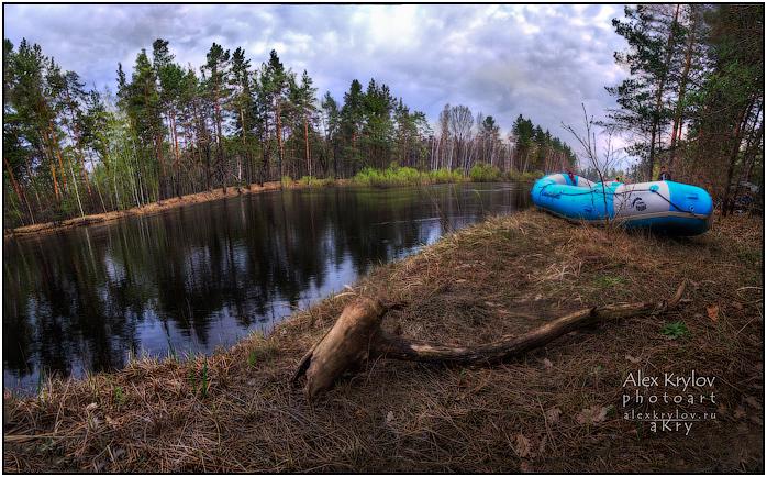 Сплав по реке Пра-  кликните, чтобы перейти в галерею фотографий