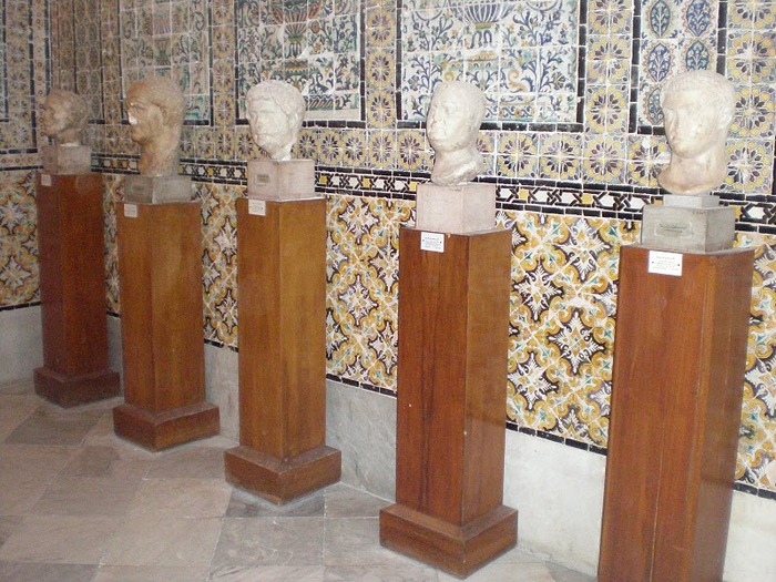 Le musee national du Bardo / Музей Бардо (Тунис) 68294