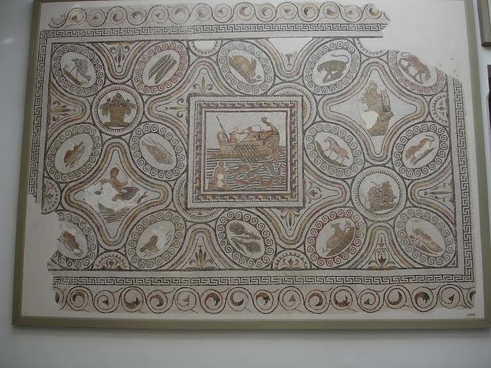 Le musee national du Bardo / Музей Бардо (Тунис) 26809