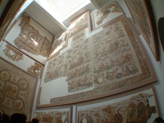 Le musee national du Bardo / Музей Бардо (Тунис) 75161