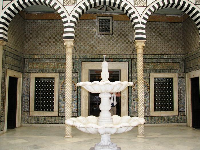 Le musee national du Bardo / Музей Бардо (Тунис) 73417