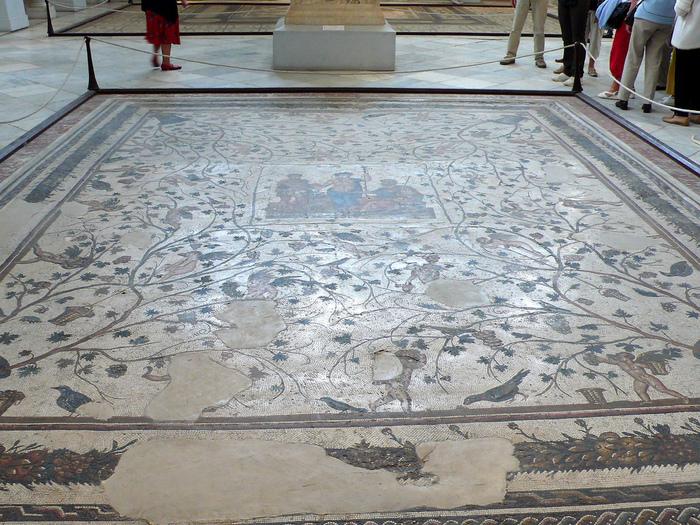 Le musee national du Bardo / Музей Бардо (Тунис) 31996