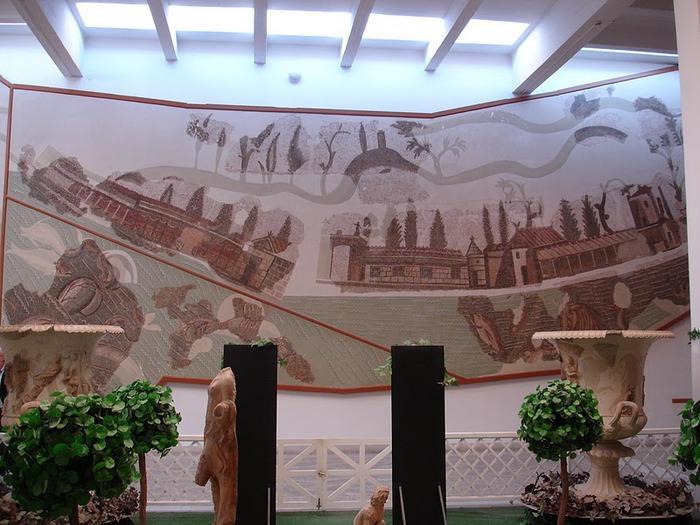 Le musee national du Bardo / Музей Бардо (Тунис) 40395