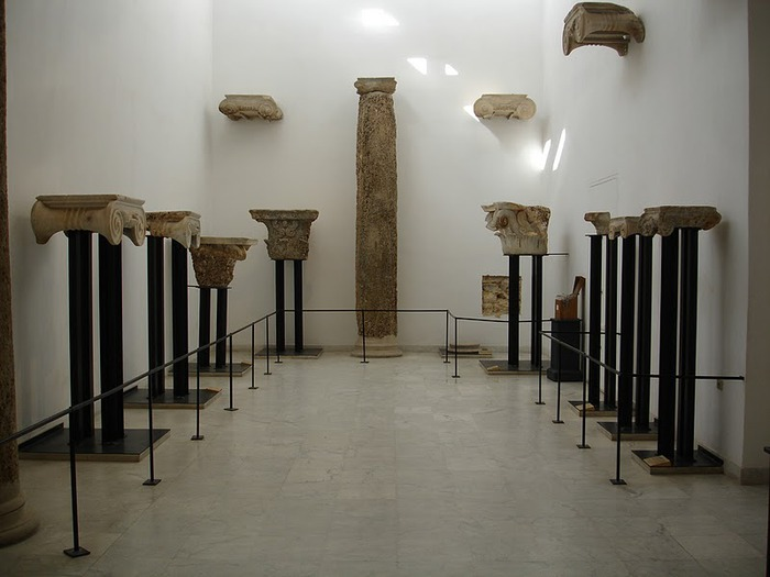 Le musee national du Bardo / Музей Бардо (Тунис) 45772