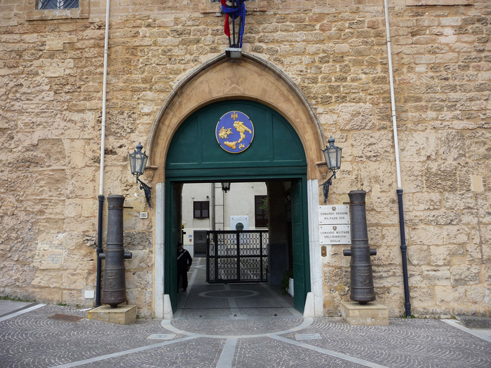 Палаццо Норманни или Палаццо Реале-Palazzo dei Normanni- Норманнский дворец 59934
