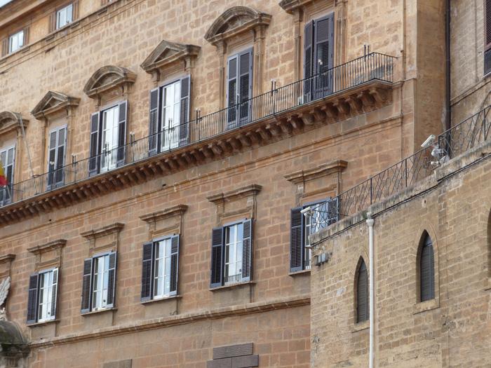Палаццо Норманни или Палаццо Реале-Palazzo dei Normanni- Норманнский дворец 50001