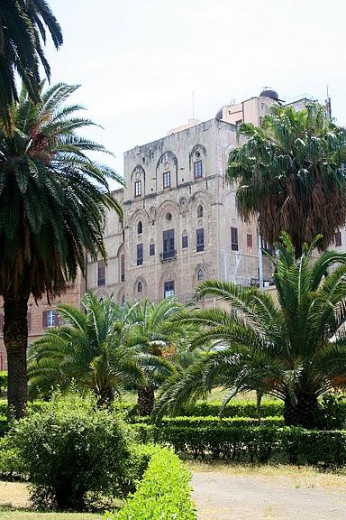 Палаццо Норманни или Палаццо Реале-Palazzo dei Normanni- Норманнский дворец 42131