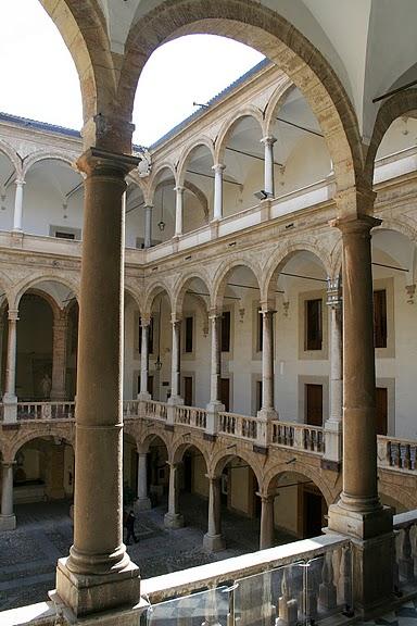 Палаццо Норманни или Палаццо Реале-Palazzo dei Normanni- Норманнский дворец 67269