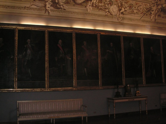 Палаццо Норманни или Палаццо Реале-Palazzo dei Normanni- Норманнский дворец 63016
