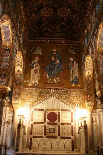 Палаццо Норманни или Палаццо Реале-Palazzo dei Normanni- Норманнский дворец 98263