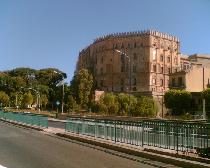 Палаццо Норманни или Палаццо Реале-Palazzo dei Normanni- Норманнский дворец 87454