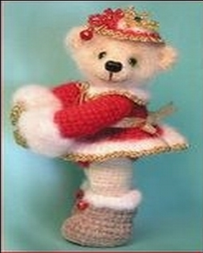 Winter Thread Bear 58848737_a54d6f7869ec