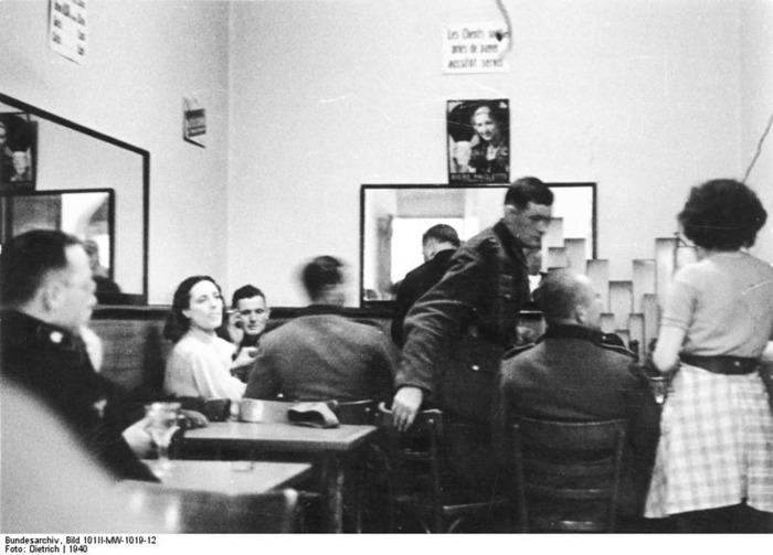 Эротические фото немецких проституток времён второй мировой войны 7 фотография