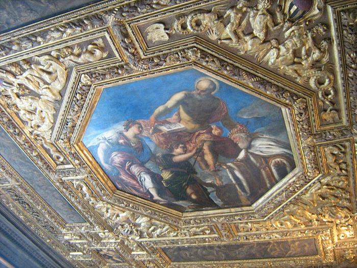 Дворец Дожей (Palazzo Ducale)-ВЕНЕЦИЯ 88778