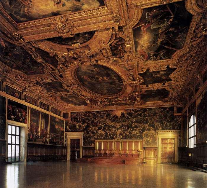 Дворец Дожей (Palazzo Ducale)-ВЕНЕЦИЯ 61728