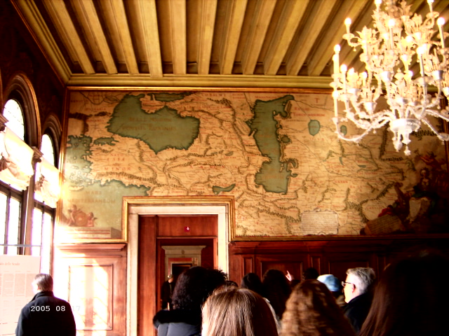 Дворец Дожей (Palazzo Ducale)-ВЕНЕЦИЯ 74429