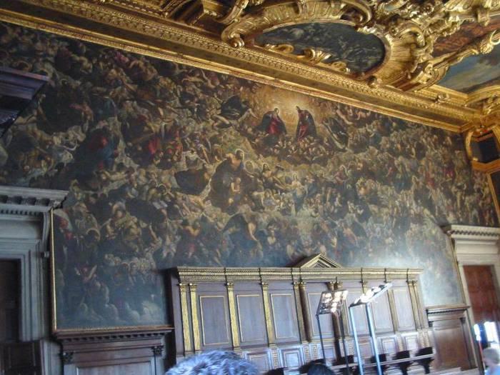 Дворец Дожей (Palazzo Ducale)-ВЕНЕЦИЯ 13665