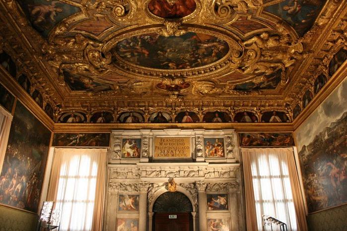 Дворец Дожей (Palazzo Ducale)-ВЕНЕЦИЯ 31790
