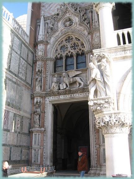 Дворец Дожей (Palazzo Ducale)-ВЕНЕЦИЯ 91446