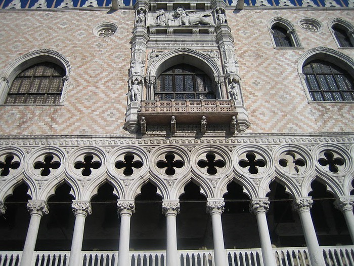 Дворец Дожей (Palazzo Ducale)-ВЕНЕЦИЯ 12877