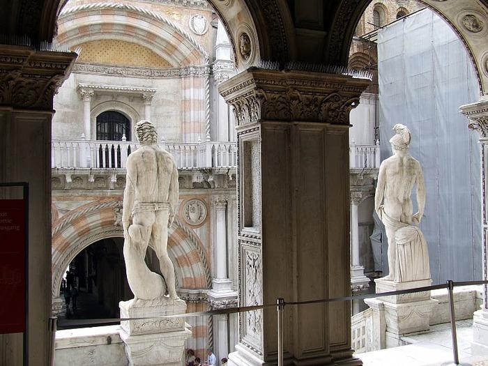 Дворец Дожей (Palazzo Ducale)-ВЕНЕЦИЯ 70736