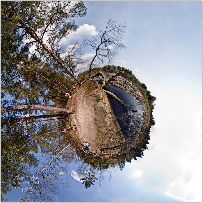 Ants - River Pra Rafting
