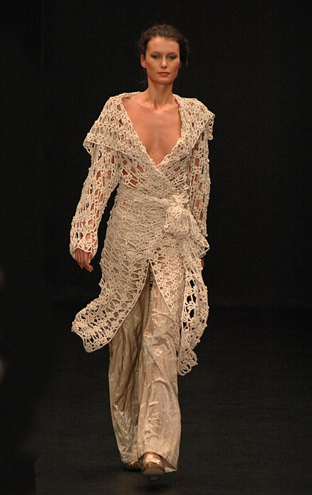 Новые тенденции вязаной моды 2