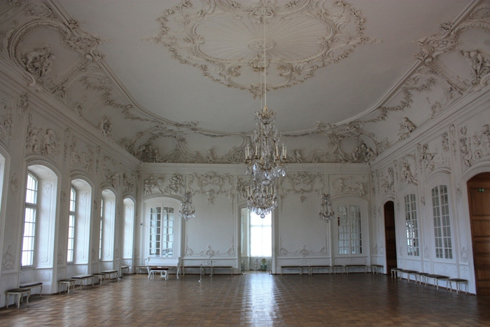 Rundales Castle - Рундальский дворец 24872