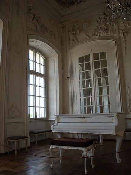 Rundales Castle - Рундальский дворец 97235