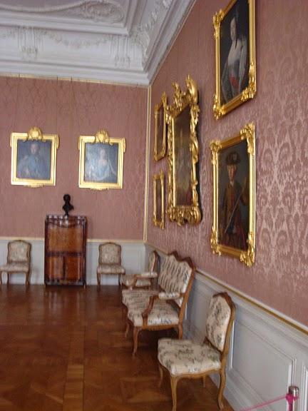 Rundales Castle - Рундальский дворец 40505