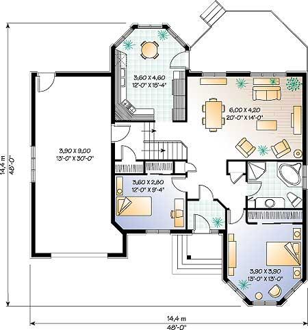 Проекты домов, типовые и индивидуальные