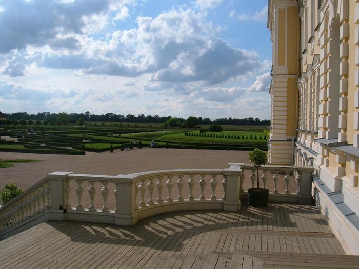 Rundales Castle - Рундальский дворец 26553