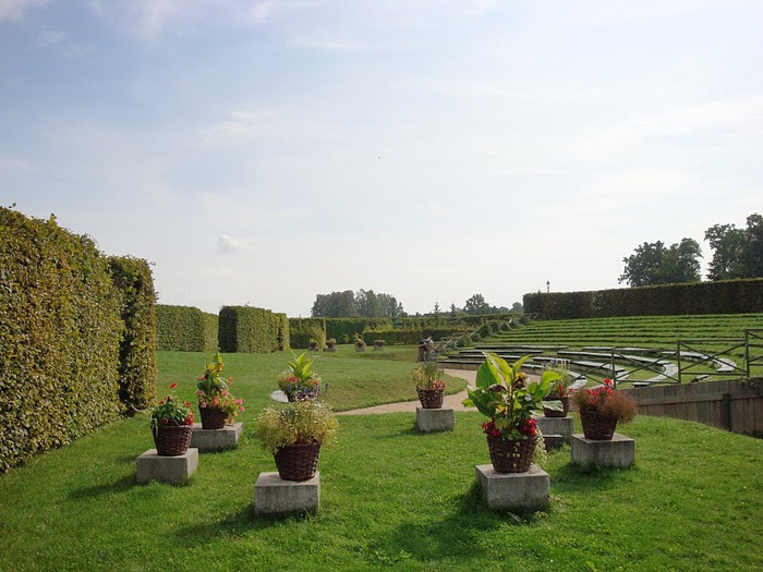 Rundales Castle - Рундальский дворец 17490