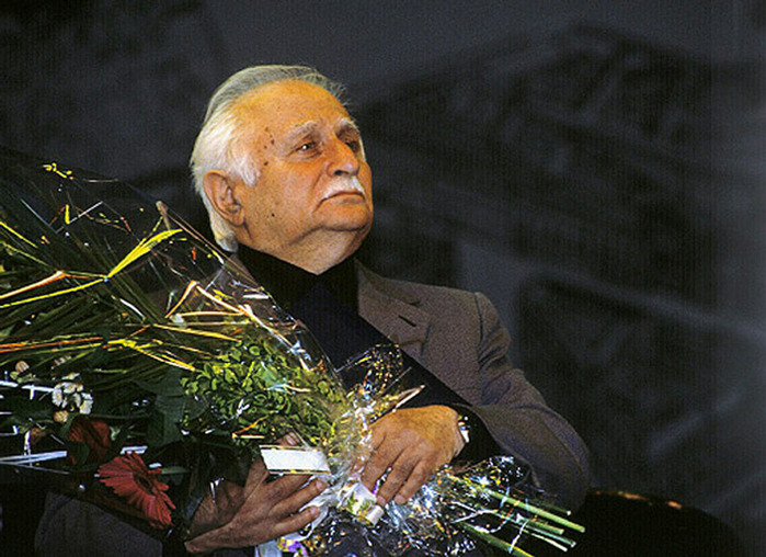 Исаак Иосифович Шварц