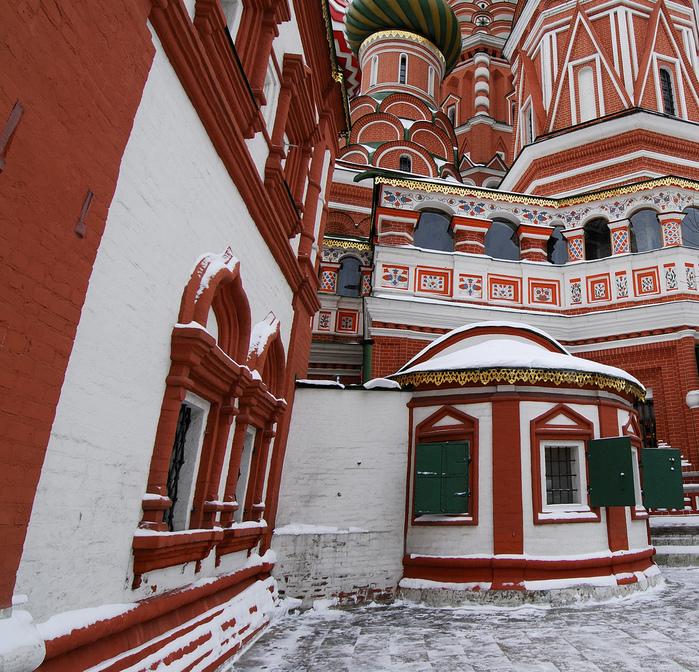 Храм Василия Блаженного 95532