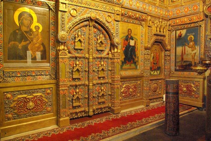 Храм Василия Блаженного 63041