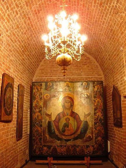 Храм Василия Блаженного 10743