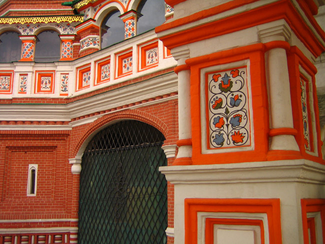 Храм Василия Блаженного 48690