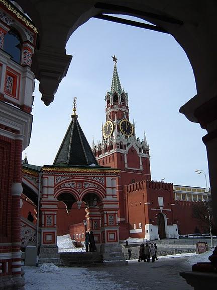 Храм Василия Блаженного 55257