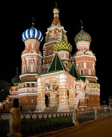 Храм Василия Блаженного 77161