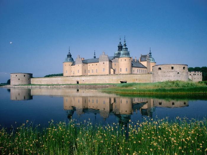 Швеция. Кальмарский замок 72375