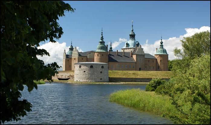 Швеция. Кальмарский замок 78270