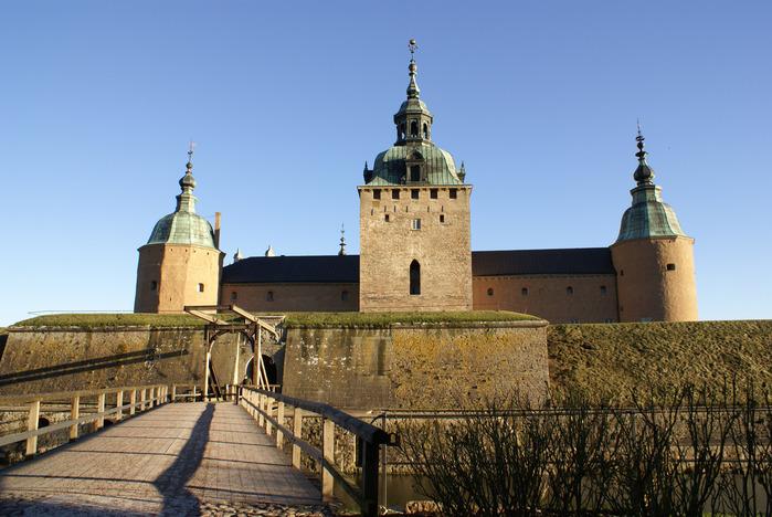 Швеция. Кальмарский замок 27983