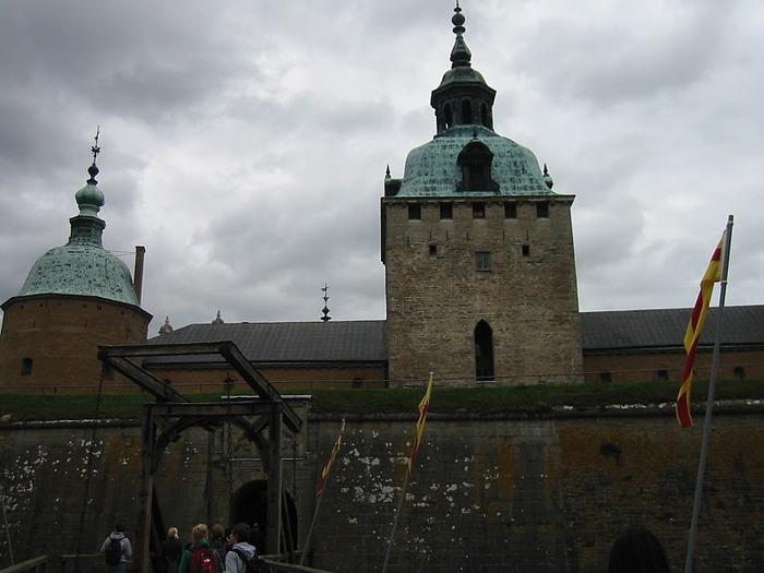 Швеция. Кальмарский замок 99002